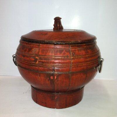 Antique Revival Vintage 128-Ounce Candy Jar