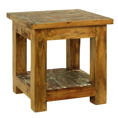 Rustic Valley Plant Stand by Antique Revival
