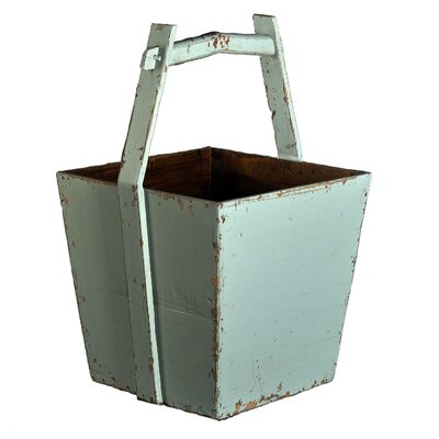 Chinese Water Bucket by Antique Revival