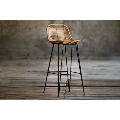 August Bar Stool by Antique Revival
