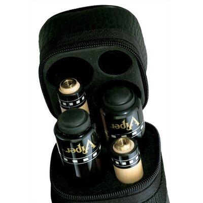 Casemaster Classic 2 Butts/2 Shafts Q-Vault Cue Case