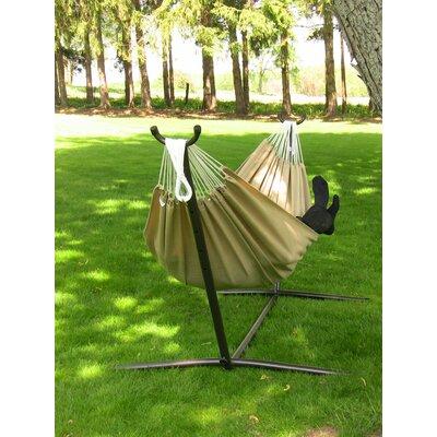 Vivere Hammocks Combo Sunbrella Hammock with Stand