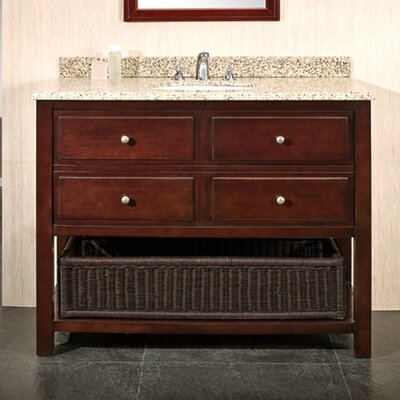 "Berlin 42"" Single Bathroom Vanity Set Product Photo"