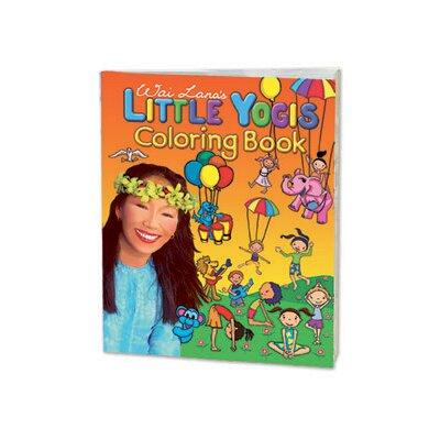 Wai Lana Little Yogis Kids Coloring Book