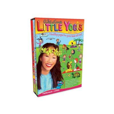 Wai Lana Little Yogis Kids DVD Twin Pack