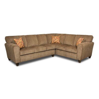 Ashton 2 Piece Sectional Sofa by Chelsea Home Furniture