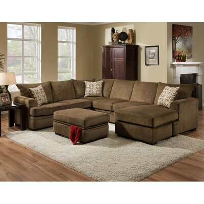 Atherton Sectional by Chelsea Home Furniture