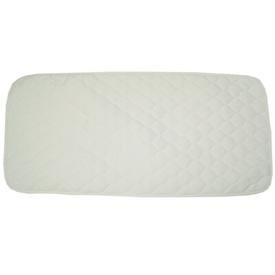 American Baby Company Waterproof Flat Quilted Multi Use Pad Cover