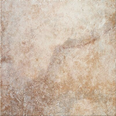 "Marazzi Solaris 18"" x 18"" Porcelain Field Tile in Ginger"