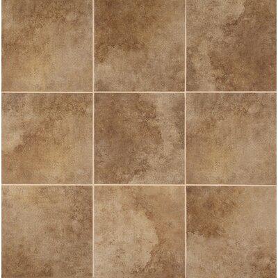 "Marazzi Stone Age 6"" x 6"" Porcelain Field Tile in Mammoth"