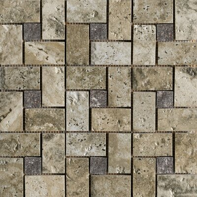 Archaeology Random Sized Porcelain Mosaic Tile in Crystal River by Marazzi