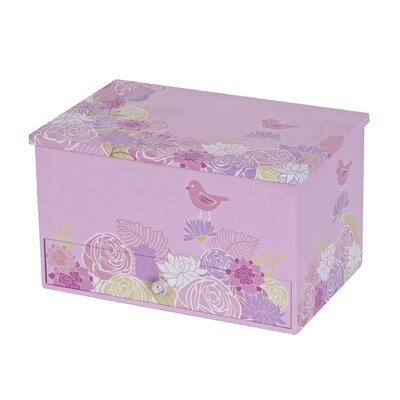 Posey Girl's Musical Ballerina Jewelry Box by Tori Home