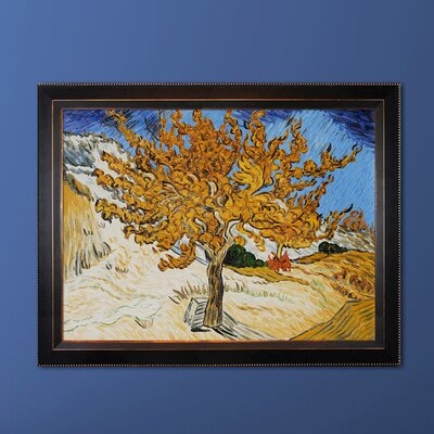 The Mulberry Tree Canvas Art by Tori Home