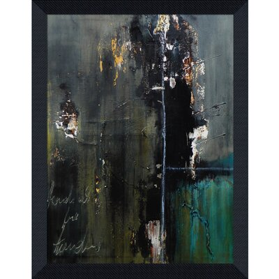 Touch And Be Touched by Elwira Pioro Framed Painting Print by Tori Home