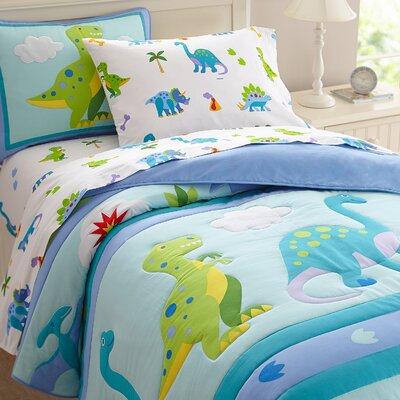 Olive Kids Dinosaur Land Comforter Set by Wildkin