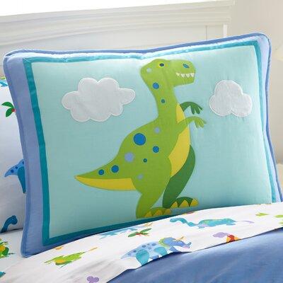 Olive Kids Dinosaur Land Sham by Wildkin