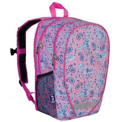 Ashley Watercolor Ponies Comfortpack Backpack by Wildkin