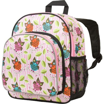 Owls Pack 'n Snack Backpack by Wildkin