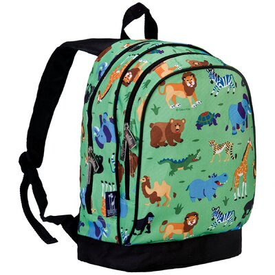 Olive Kids Wild Animals Sidekick Backpack by Wildkin