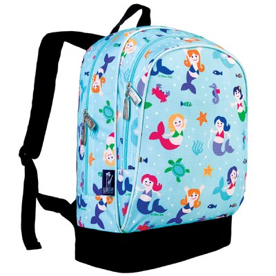 Olive Kids Mermaids Sidekick Backpack by Wildkin