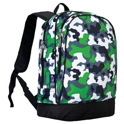 Camo Green Sidekick Backpack by Wildkin