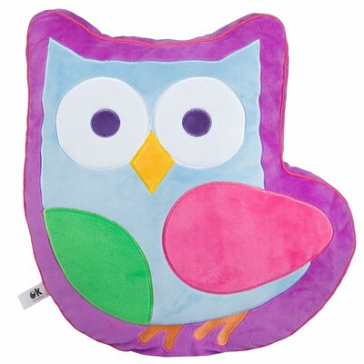 Olive Kids Birdie Plush Pillow by Wildkin