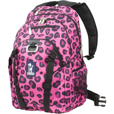 Pink Leopard Serious Backpack by Wildkin