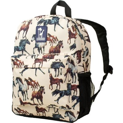 Horse Dreams Crackerjack Backpack by Wildkin