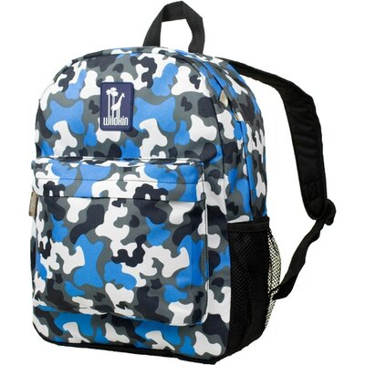 Camo Blue Crackerjack Backpack by Wildkin