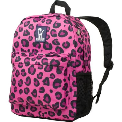 Pink Leopard Crackerjack Backpack by Wildkin