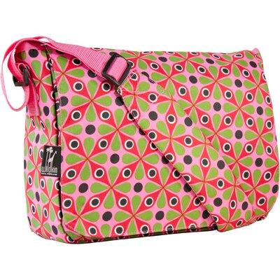 Wildkin Kaleidoscope Pink Kickstart Messenger Bag