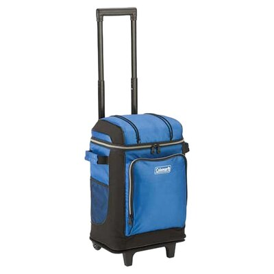Coleman 42 Can Rolling Cooler
