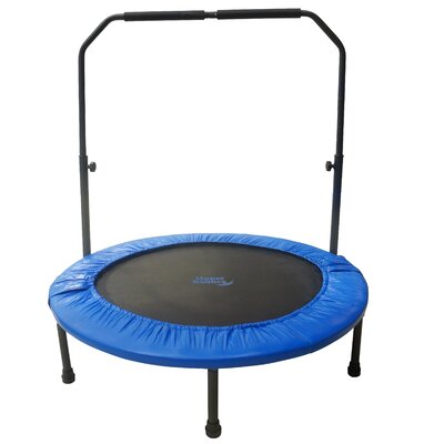 "48"" Mini Foldable Fitness Trampoline Product Photo"