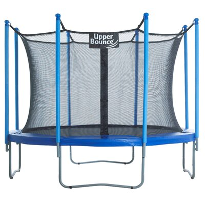 10' Trampoline with Enclosure Product Photo