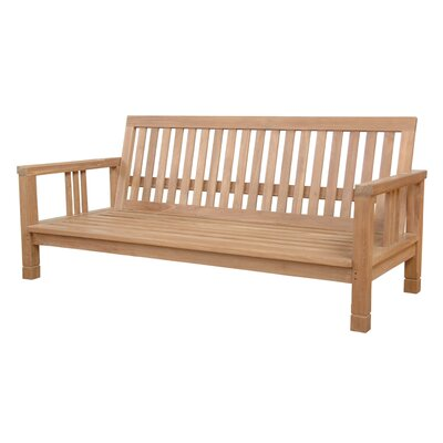 South Bay Deep Seating Sofa by Anderson Teak