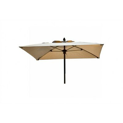 6' Prestige Square Lucaya Umbrella by Fiberbuilt