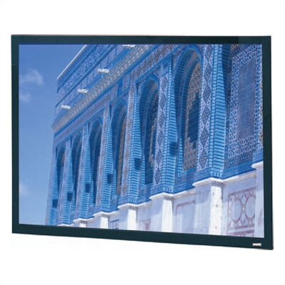Da-Lite Da-Snap Cinema Vision Fixed Frame Projection Screen