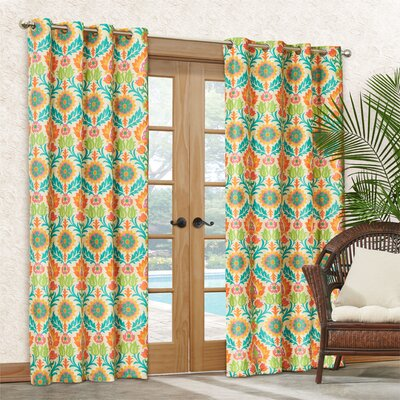 Sun-n-Shade Luminary Single Curtain Panel Product Photo