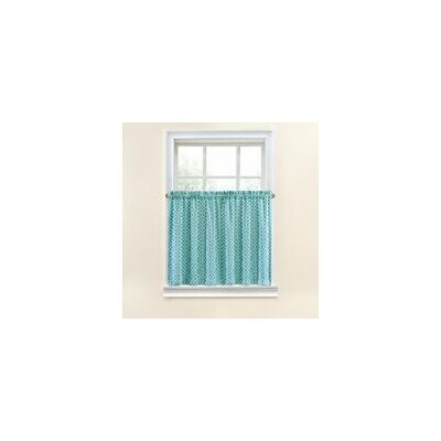 Lovely Lattice Tier Curtain Product Photo