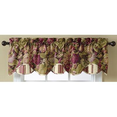 Floral Flourish Cordial Valance Product Photo