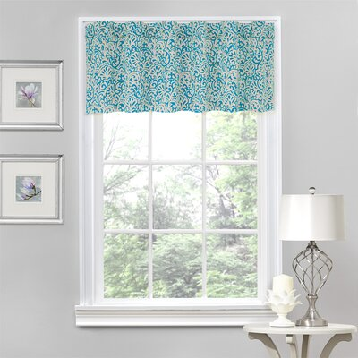 Do the Twist 3 Piece Straight Window Valance and Tier Set Product Photo