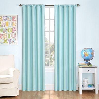 Kids Microfiber Window Curtain Panel Product Photo