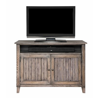 Weathered Wood Tv Stand