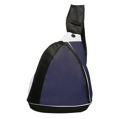 2 Tone Side Sling Backpack by Natico