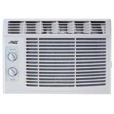 5,000 BTU Window Air Conditioner Product Photo