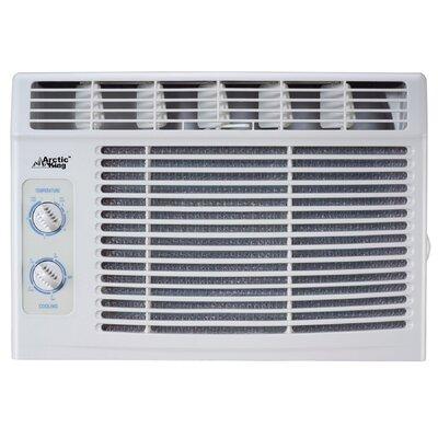 5,000 BTU Window Air Conditioner Product Photo
