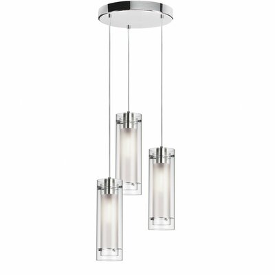 Dainolite Foyer Pendant Series 3 Light Foyer Pendant