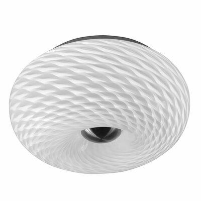 2 Light Flush Mount Product Photo