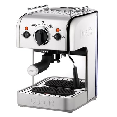 3 in 1 Espresso Machine with NX adapter by Dualit