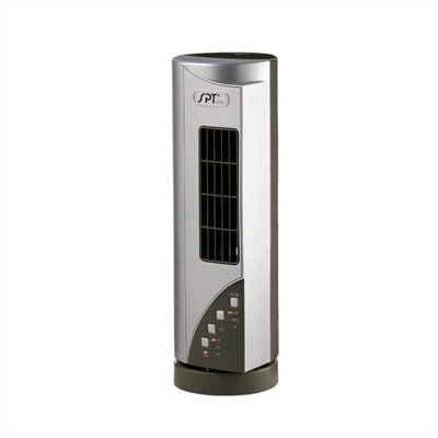 Mini Tower Air Purifier with Ionizer by Sunpentown